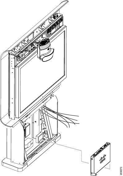 cisco telepresence system tx1300 47 installation  first
