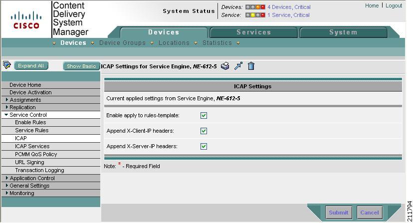 Cisco Internet Streamer CDS 2.5 Software Configuration Guide ...