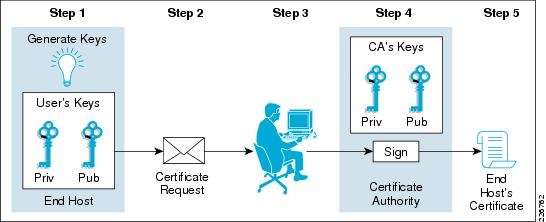 PKI Service for Large Scale IPSec Aggregation - Cisco
