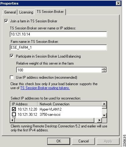 Integrating Microsoft Windows Server 2008 Terminal Services