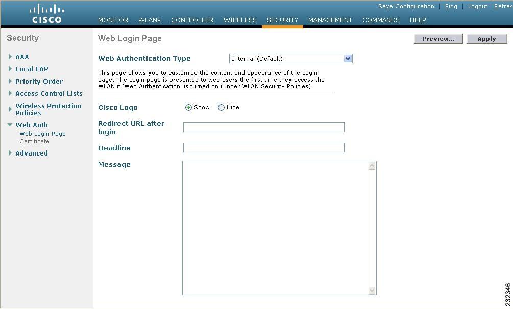 Cisco Wireless LAN Controller Configuration Guide, Release ...