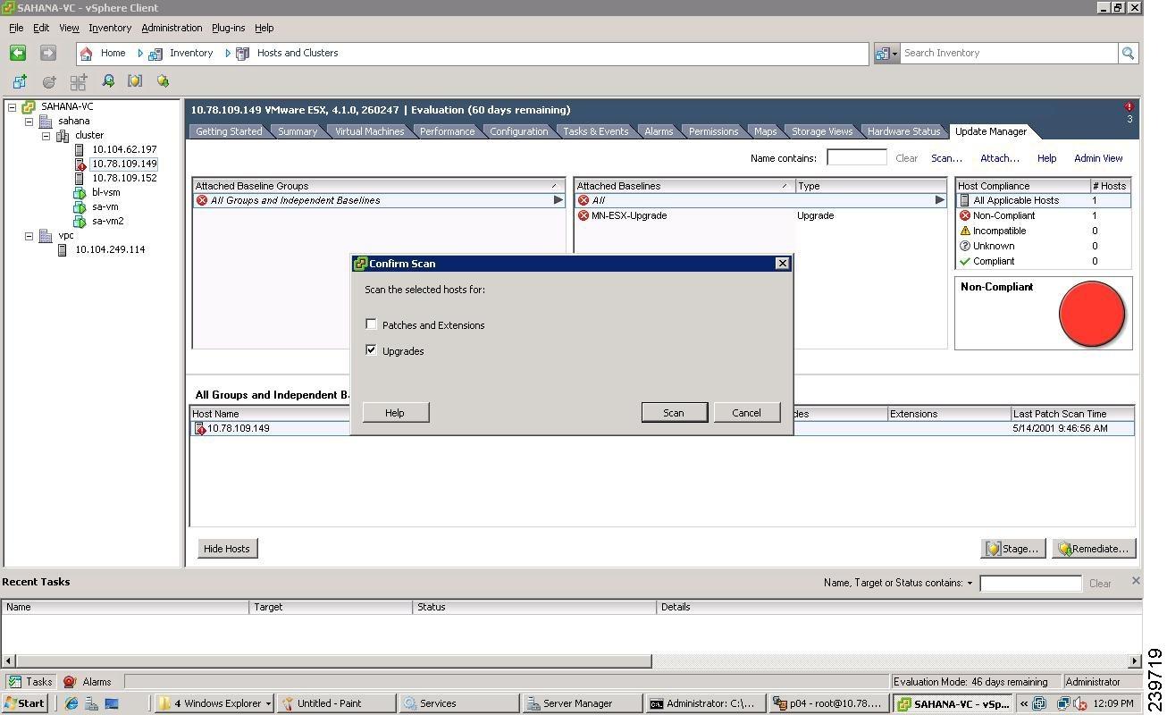 Cisco Nexus 1000V VEM Software Installation and Upgrade