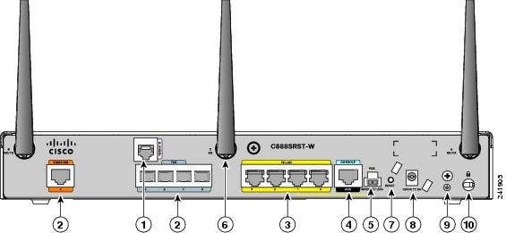 Combination Voice Cable Module With 6port Network Switch