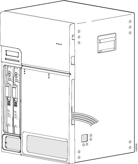 Cisco uBR10012 Series Universal Broadband Router Quick Start Guide ...