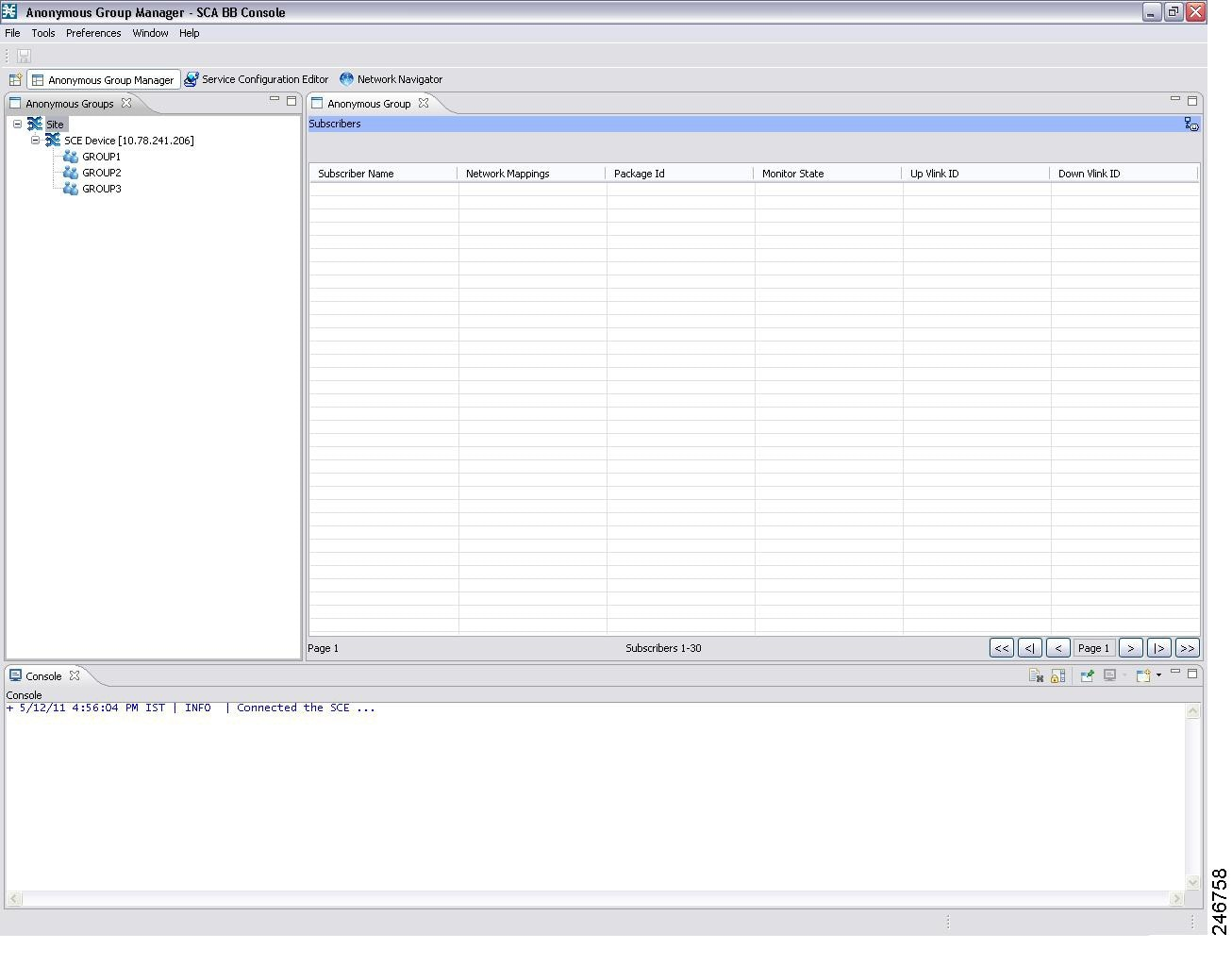 Cisco Service Control Application for Broadband User Guide, Release