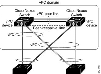 vPC connections