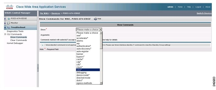 Cisco wide area application services command reference ...