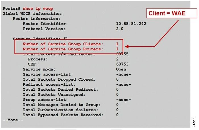 Cisco Wide Area Application Services (WAAS)