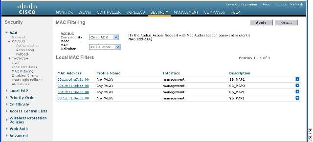 change interface mac address cisco