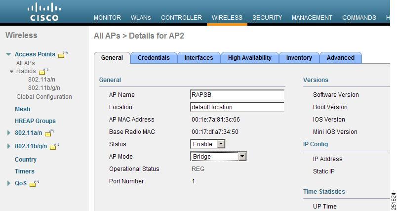 how to add virtual ip address on meru controller