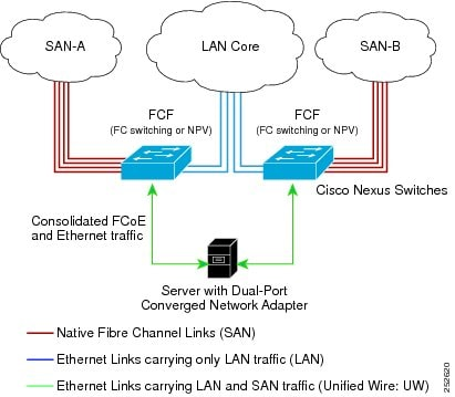 Switch and its directly connected forwarding connections
