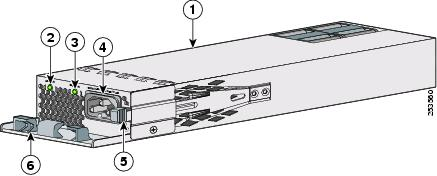 Installation Notes for Catalyst 3750-X and 3560-X Switch Power ...