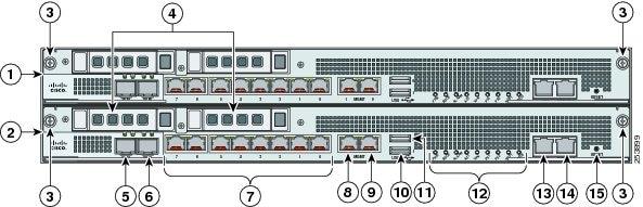 ASA 5585-X Compatible SFP-10G-SR for Cisco ASA 5500-X Series