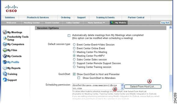 Getting Started with Cisco WebEx Meeting Applications - Cisco