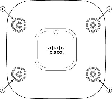 Cisco Aironet 3600 Series Lightweight Access Points Getting Started