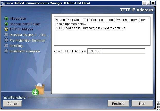 Cisco Unified JTAPI Developers Guide for Cisco Unified