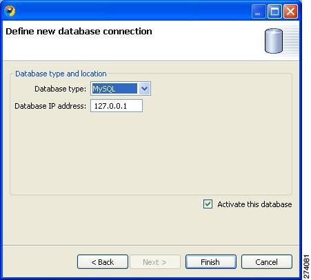 Define New Database Type