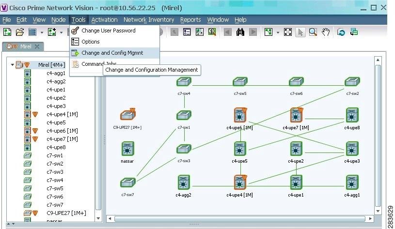 Cisco Prime Network Change and Configuration Management User