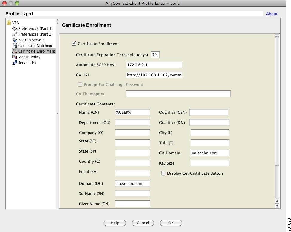 Client Profile Template  ApigramCom