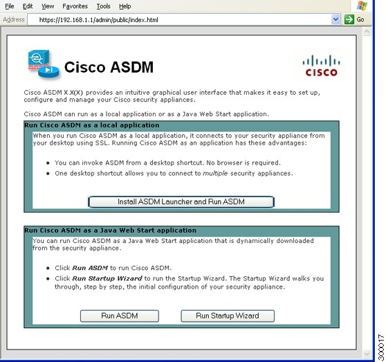 Cisco ASA 5505 Quick Start Guide - Cisco