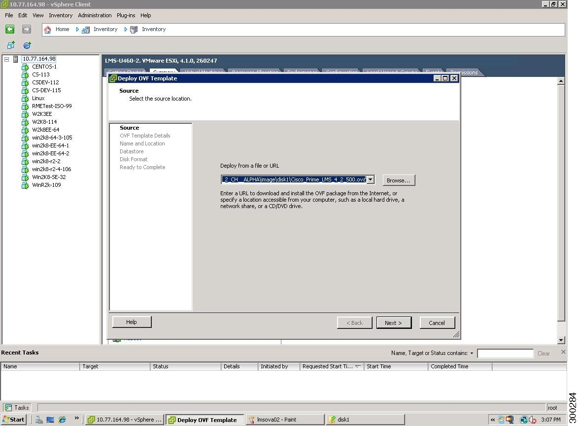Installing and Migrating to Cisco Prime LAN Management