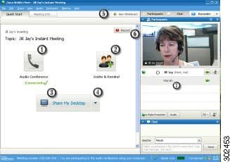 Cisco WebEx Meetings Server User Guide Release 2 0 - Managing Your