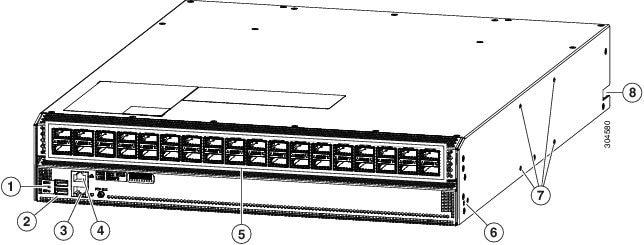 cisco nexus 9336pq aci