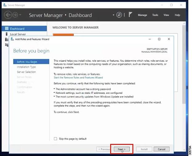 Cisco HyperFlex Systems Installation Guide for Microsoft