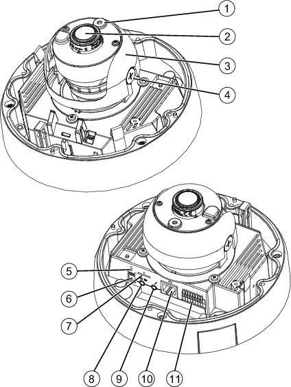 Cisco Video Surveillance 6030 Ip Camera Installation Guide