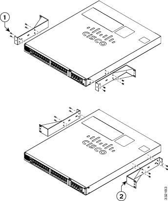 Catalyst 4500 X Series Switch Installation Note