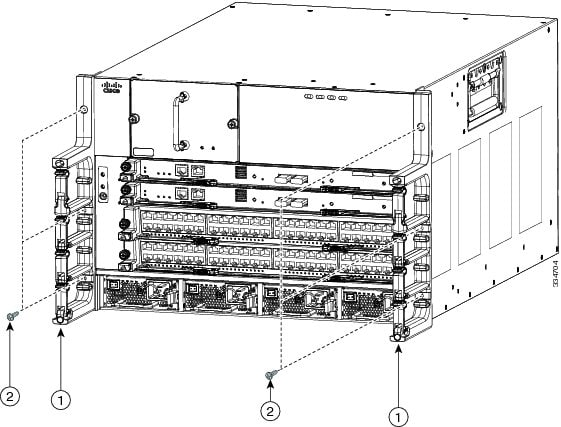 Cisco Nexus 7000 Series Hardware Installation and Reference