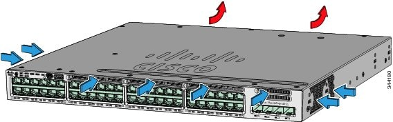 Catalyst 3850 Switch Hardware Installation Guide - Product