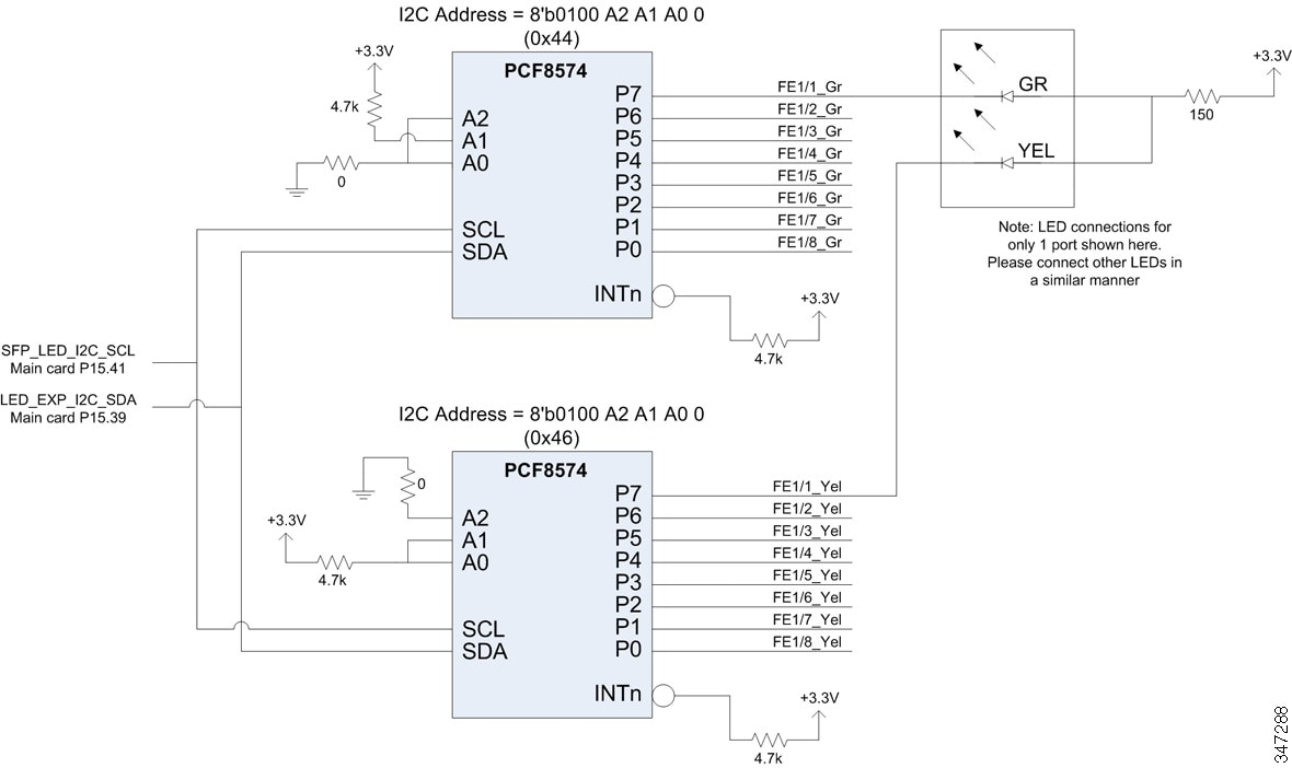 Cisco Embedded Service 2020 Series Switches Hardware Technical Guide 3w Led Driver Circuit On Popscreen Figure 11 Example
