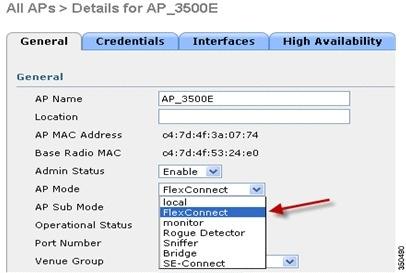 Flex 7500 Wireless Branch Controller Deployment Guide - Cisco