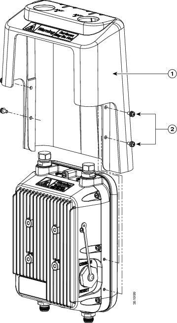Cisco Aironet 1530 Series Outdoor Access Point Hardware ...