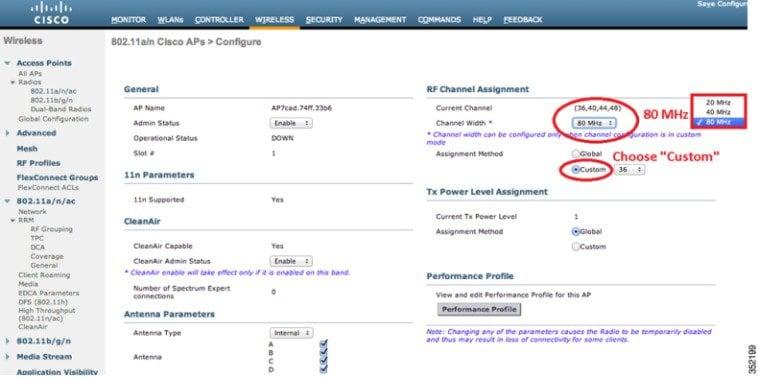 Cisco Aironet Series 1850 Access Point Deployment Guide - Cisco