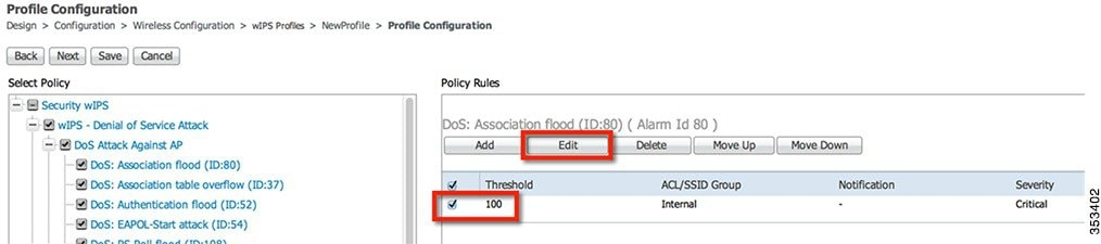 Cisco Adaptive wIPS Deployment Guide - Cisco
