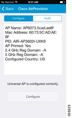 Cisco Aironet Universal AP Priming and Cisco AirProvision User ...