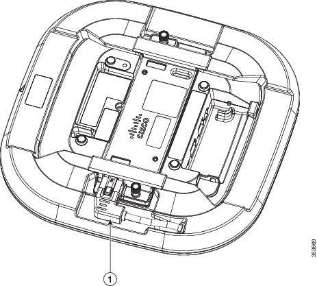 Cisco Aironet Hyperlocation Antenna Air Ant Loc 01 Installation