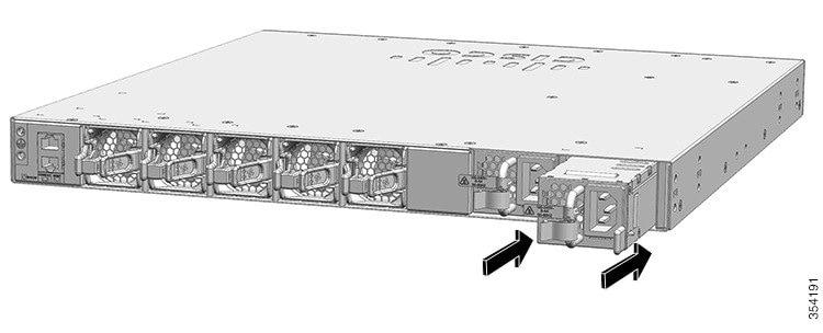 catalyst 3850 switch hardware installation guide power supply rh cisco com Dell Power Supply Diagram ATX Power Supply Schematic Diagram