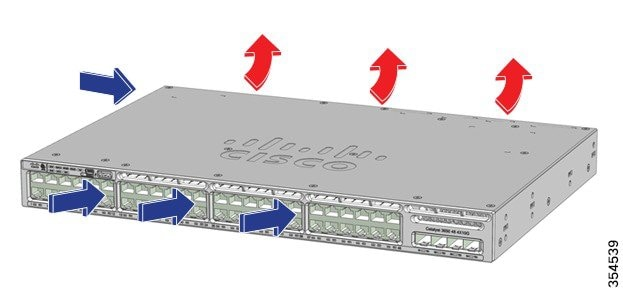 Catalyst 3650 Switch Hardware Installation Guide