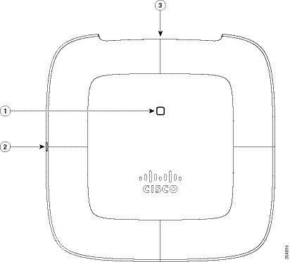 AIR-AP1815I-D-K9