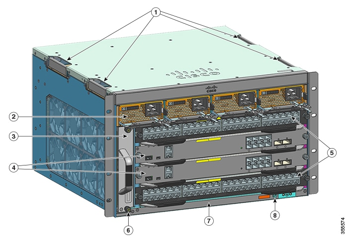 Cisco Catalyst 9400 Series Switches Hardware Installation Guide