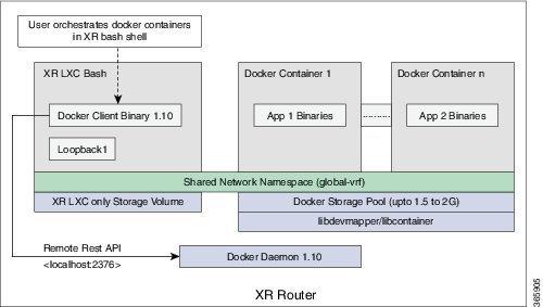 Application Hosting Configuration Guide for Cisco NCS 5500