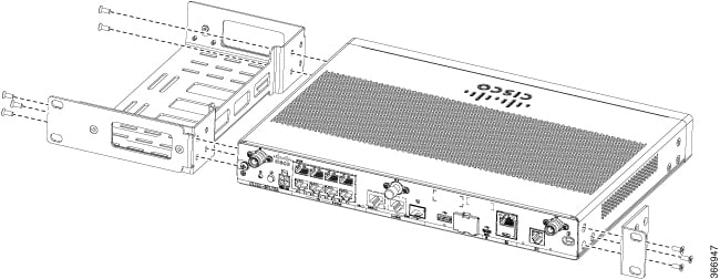 Hardware Installation Guide for the Cisco 1000 Series Integrated