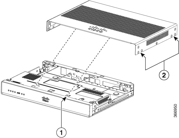 Hardware Installation Guide for the Cisco 1000 Series