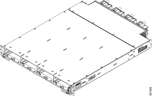 Cisco Remote PHY Shelf 7200 Hardware Installation Guide - Cisco