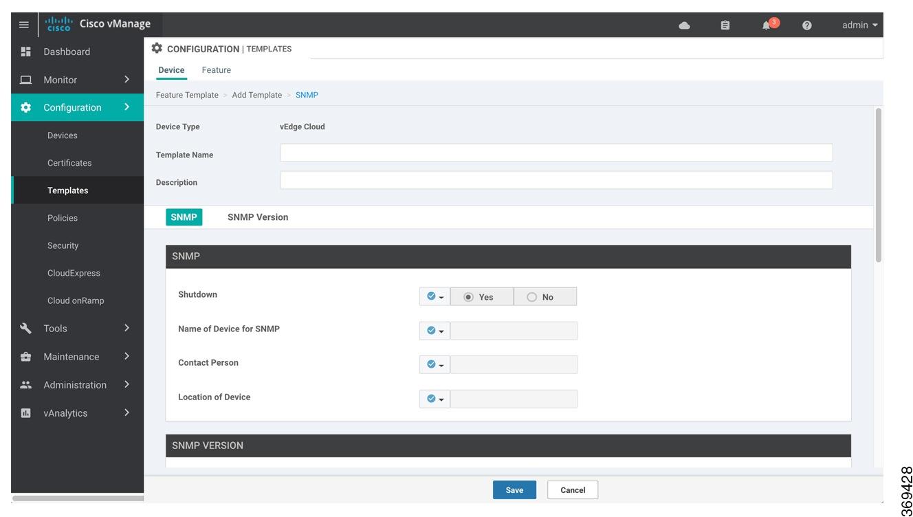 Cisco SD-WAN vManage Help, Cisco IOS XE Gibraltar 16 11 x, Cisco SD