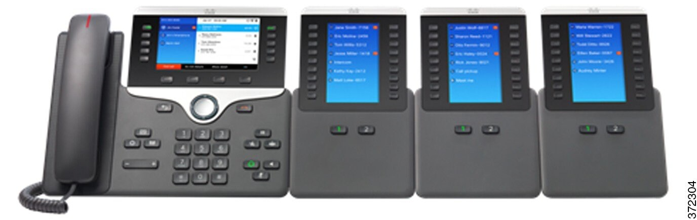 Cisco IP Phone 8800 Series User Guide - Accessories [Support] - Cisco