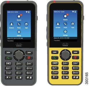 Cisco Wireless IP Phone 8821 and 8821-EX User Guide - Your